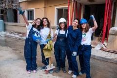 Volontaires de Jeunes Pour le Monde